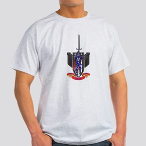 Knight of the Thin Blue Line Light T-Shirt