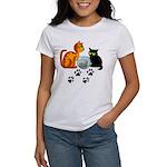 Fish Bowl Kittys Women's T-Shirt