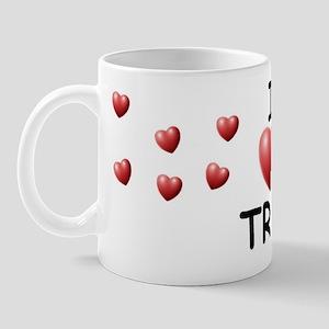 I Love Trix - Mug