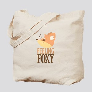 Feeling Foxy Tote Bag