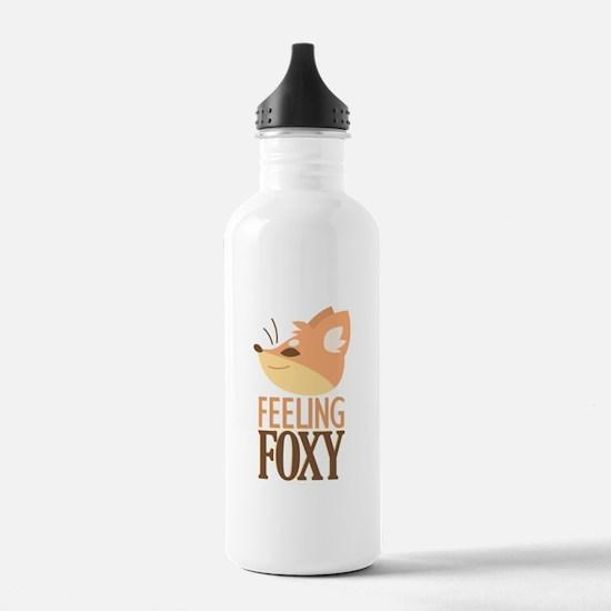Feeling Foxy Water Bottle