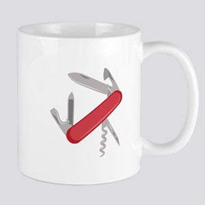 Pocket Knife Mugs