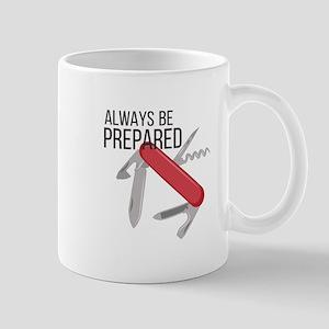 Always Prepared Mugs