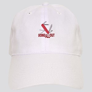 Going All Out Baseball Cap