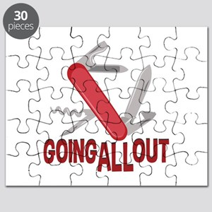 Going All Out Puzzle