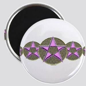 Pentagram Tile Magnet