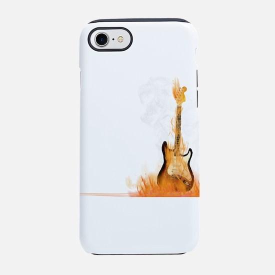 Hot Riffs iPhone 8/7 Tough Case
