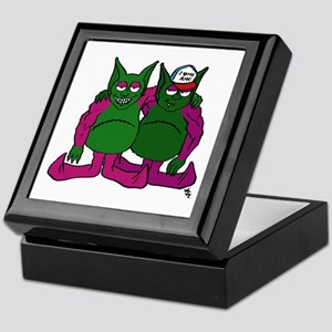 Grease Gremlins Keepsake Box