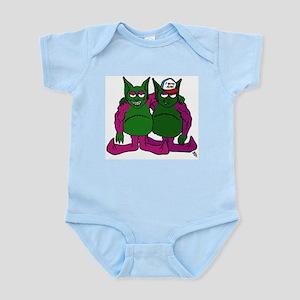 Grease Gremlins Infant Bodysuit