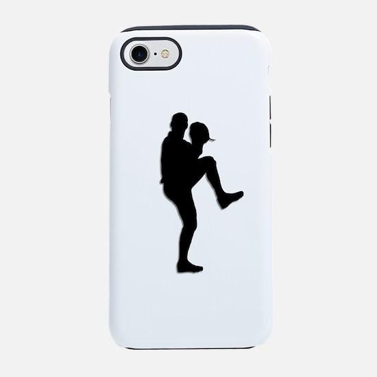 Baseball Pitcher iPhone 8/7 Tough Case