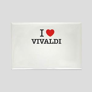 I Love VIVALDI Magnets