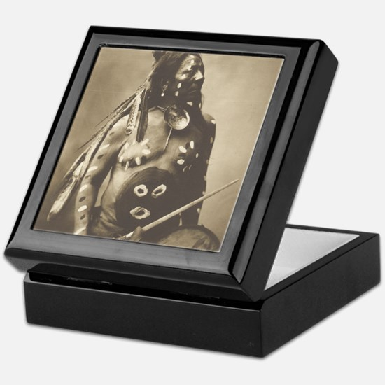 Last Horse Keepsake Box