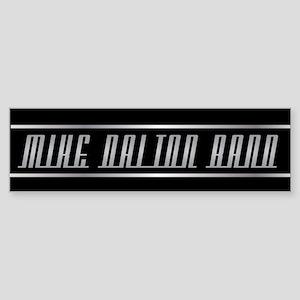 MDB - Silver Auto Bumper Sticker