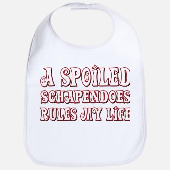 Spoiled Schapendoes Bib