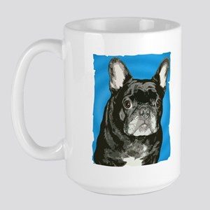 French Bulldog Large Mug