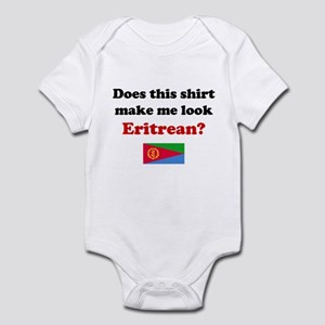 Make Me Look Eritrean Infant Bodysuit