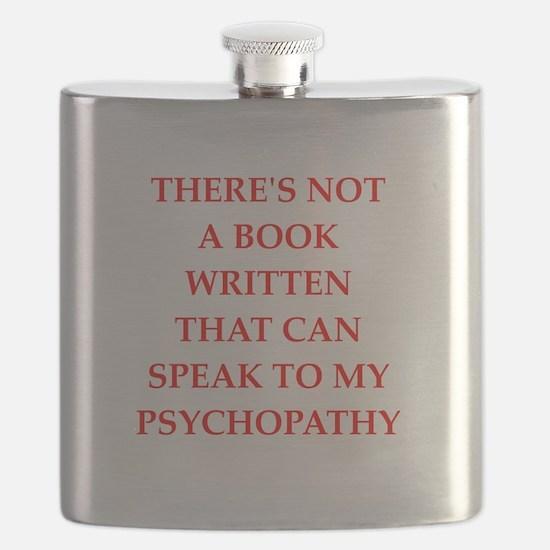 psycho Flask