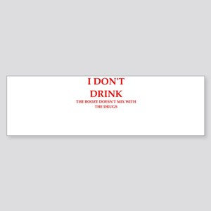 drink Bumper Sticker