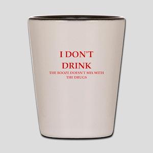 drink Shot Glass