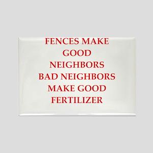 fences Magnets