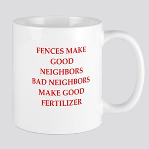 fences Mugs