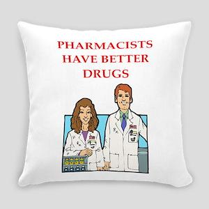 funny joke Everyday Pillow