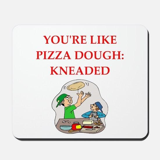 pizza Mousepad