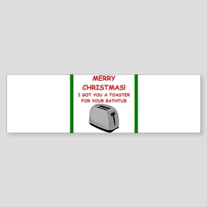 christmas Bumper Sticker