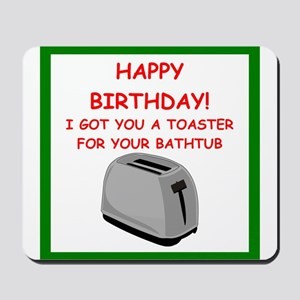 birthday Mousepad