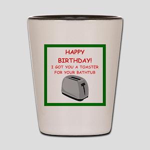 birthday Shot Glass
