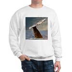WILD SIDE WHALE Sweatshirt
