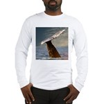 WILD SIDE WHALE Long Sleeve T-Shirt