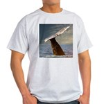 WILD SIDE WHALE Light T-Shirt
