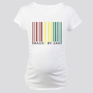 made by jah Maternity T-Shirt