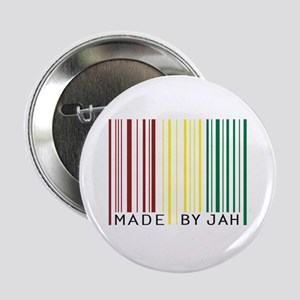 "made by jah 2.25"" Button"
