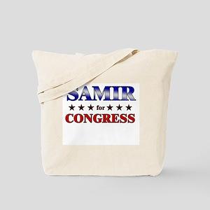 SAMIR for congress Tote Bag