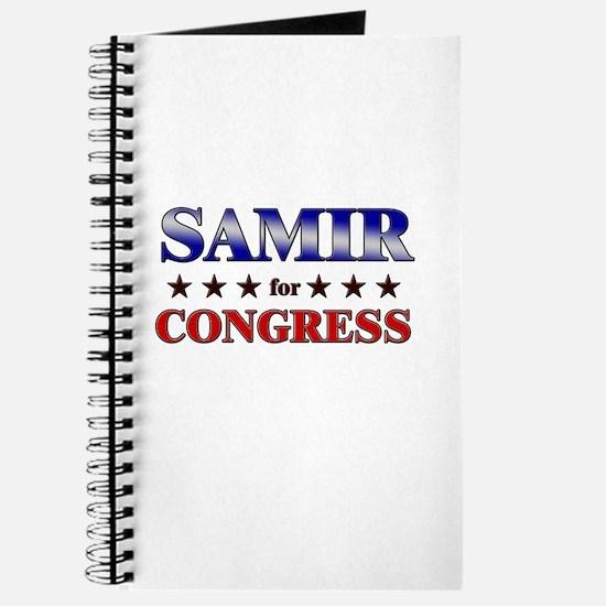 SAMIR for congress Journal