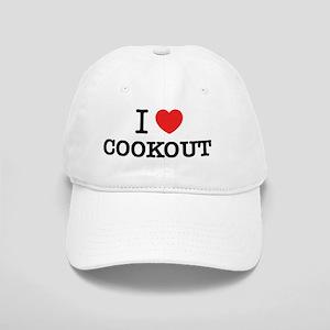 I Love COOKOUT Cap