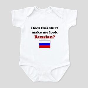 Make Me Look Russian Infant Bodysuit