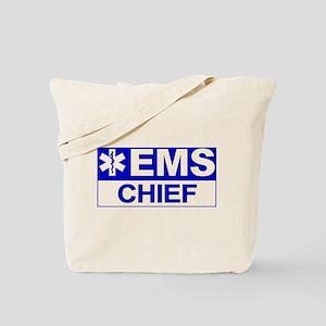 EMS Chief Tote Bag