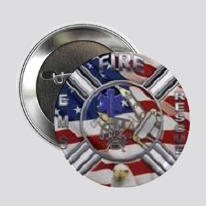 "Fire/Ems 2.25"" Button (10 pack)"