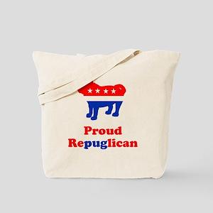 Proud Repuglican Tote Bag