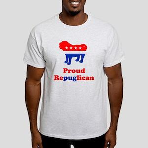 Proud Repuglican Light T-Shirt