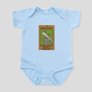 Baritone of Doom Infant Bodysuit
