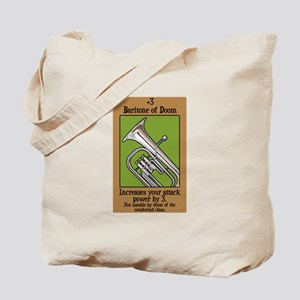 Baritone of Doom Tote Bag