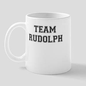 Team Rudolph Mug