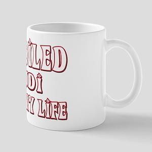 Spoiled Mudi Mug