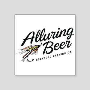 RBC 'Alluring Beer' Logo Sticker