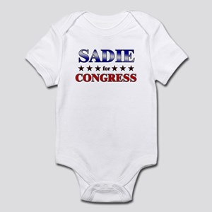 SADIE for congress Infant Bodysuit