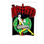 Unsatisfied Art Postcards (Package of 8)